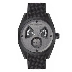 Brand New Morphic Mens Sports Watch Black